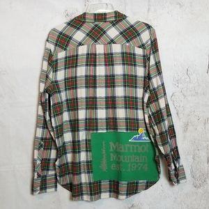 Upcycled Camp Shirt